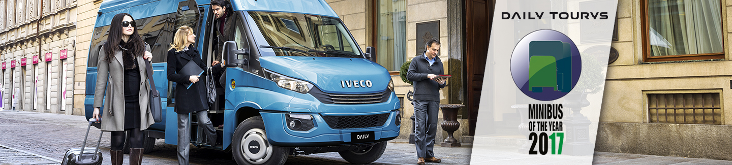 Widowed Van - Iveco Bus